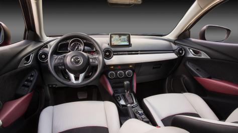 Mazda-CX-3-interior