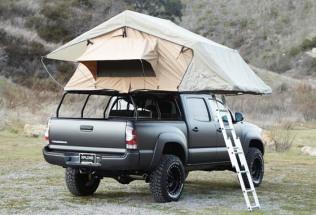 tacoma tent